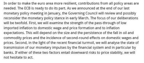 Draghi citaatti