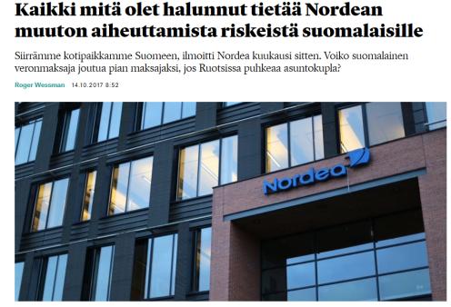 Kaikki mitä olet halunnut tietää Nordea aiheuttamista riskeistä suomalaisille.PNG